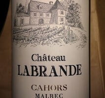 Château Labrande Cahors Malbec Blend – A Nice Fruity Malbec/Merlot Blend From France
