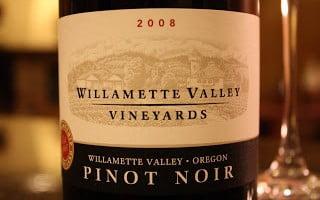 Willamette Valley Vineyards Pinot Noir – Smoooooooth