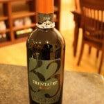 Bulk Buy: 2008 Trentatre Rosso 33 (Santini Wines Trentatre Salento IGT)