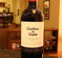 Concha y Toro Carménère Casillero del Diablo – A Great Steak Wine