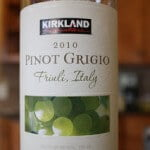 2010 Kirkland Signature Friuli Grave Pinot Grigio – A Swing And A Miss