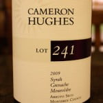 2009 Cameron Hughes Lot 241 – A Lot To Love