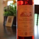 Château Ballan-Larquette Rosé – Brings The Funk