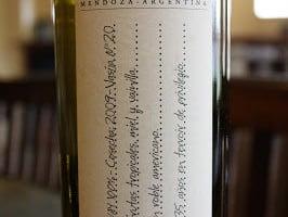 Lariviere Yturbe Partida Limitada Chardonnay – Argentina Represents!