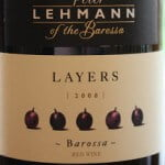 2008 Peter Lehmann Layers Barossa Red – An Intriguing Blend of Five Grapes