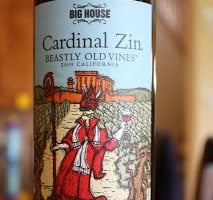 Big House Cardinal Zin Beastly Old Vines – Spice From the Slammer