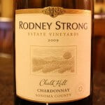 2009 Rodney Strong Chalk Hill Chardonnay – A Strong Contender