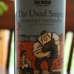 Big House The Usual Suspect Cabernet Sauvignon – Brings the Jam