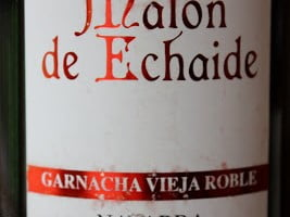 Malón de Echaide Tinto Roble – A Potential Trader Joe's Superstar