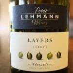 2009 Peter Lehmann Layers Adelaide White – Simple and Complex at the Same Time