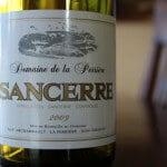 2009 Guy Saget Domaine de la Perriè Sancerre – A Nicely Balanced Sauvignon Blanc