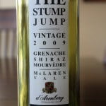 2009 d'Arenberg The Stump Jump Red – Smooth With A Sharp Edge