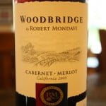 2009_Woodbridge_by_Robert_Mondavi_Cabernet_Merlot