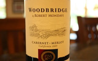 Woodbridge by Robert Mondavi Cabernet/Merlot – Easy-Going and Adaptable