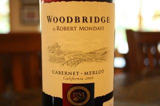 2009_Woodbridge_by_Robert_Mondavi_Cabernet_Merlot