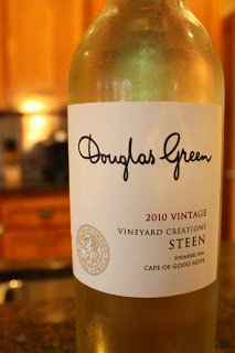 2010_Douglas_Green_Vineyard_Creations_Steen_Chenin_Blanc