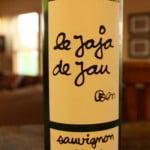 2010 le jaja de jau Sauvignon Blanc – Ooh la la!