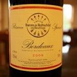Barons de Rothschild (Lafite) Bordeaux Contrôlée Réserve Spéciale