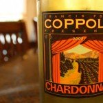 Francis Ford Coppola Chardonnay 2009 – Clean, Fresh, and Unoaked
