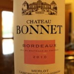 Château Bonnet Bordeaux Rosé 2010 – Smooth and Lively