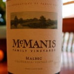 McManis Family Vineyards Malbec 2010 – Malbec Mania! Search For The Best Malbec Under $20