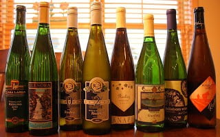 Finger Lakes Riesling Roundup