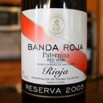 Federico Paternina Banda Roja Reserva 2005 – Journey Through Rioja Wine #5