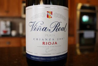 Vina Real Plata Crianza Rioja Red Wine 2007 - Journey Through Rioja Wine 3