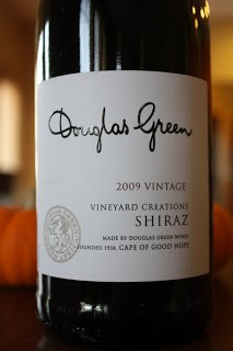 2009_Douglas_Green_Vineyard_Creations_Shiraz