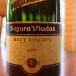 Segura Viudas Brut Reserva – Holiday Sparklers Wine #6
