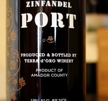 Terra d'Oro Zinfandel Port – A Wonderful Way To End The Day