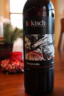 2008_Bokisch_Vineyards_Tempranillo