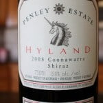 Penley Estate Hyland 2008 Coonawarra Shiraz – Super Smooth and Silky