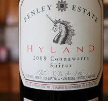 2008_Penley_Estate_Hyland_Coonawarra_Shiraz