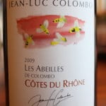 Jean-Luc Colombo Les Abeilles Côtes du Rhône Rouge 2009 – The Bee's Knees