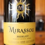 Mirassou Merlot – Quite Nice For the Price