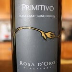 Rosa d'Oro Primitivo – Smooth and Tasty