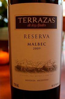 Terrazas De Los Andes Malbec Reserva Malbec Mania Search