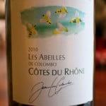 2010_Jean-Luc_Colombo_Les_Abeilles_Cotes_du_Rhone_Blanc (2)