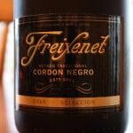 Freixenet Cordon Negro Brut – Holiday Sparklers Wine #10