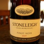 Stoneleigh Marlborough Pinot Noir – Hunt For The Best Pinot Noir Under $20