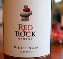 Red Rock Reserve Pinot Noir 2009 - Hunt for The Best Pinot Noir Under $20