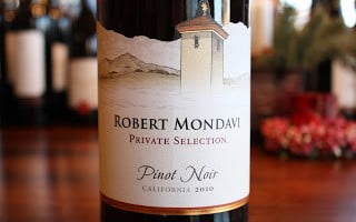 2010_Robert_Mondavi_Private_Selection_Pinot_Noir