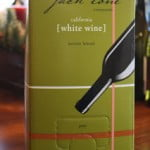 Jack Tone Vineyards White Wine Bottle Blend 3 Liter Bag In Box – Breaking Into The Box (Part Two)