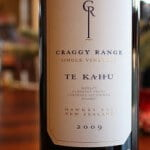 Craggy Range Te Kahu Gimblett Gravels Vineyard Proprietary Red 2009 – Proof That New Zealand Offers A Lot More Than Sauvignon Blanc