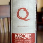 Marquee Organic Shiraz Cabernet 2009 – Plum and Spice From Australia