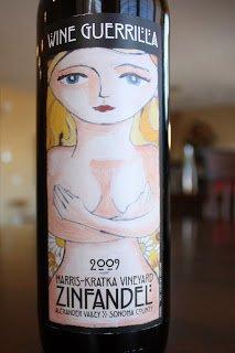 2009_Wine_Guerrilla_Harris_Kratka_Zinfandel