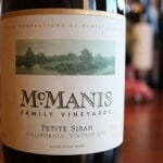 McManis Family Vineyards Petite Sirah 2010 – Smoky Blackberry and Toffee