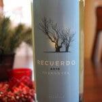 2010_Recuerdo_Wines_Torrontes