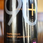 90+ Cellars Lot 35 Tempranillo Cabernet Sauvignon Crianza 2007 – Blackberry, Spice and Everything Nice